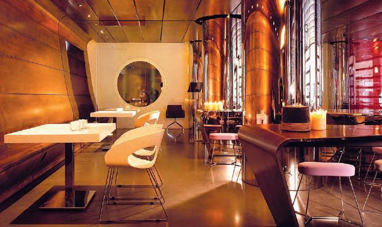 Arredamento locali for Arredamento wine bar