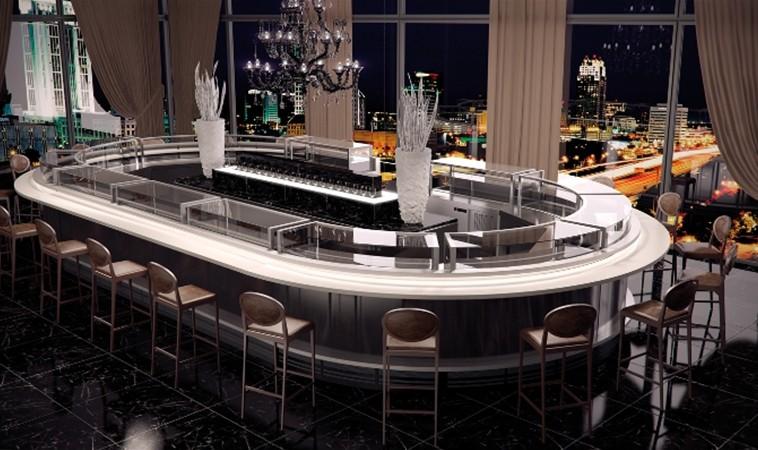 Mobili per bar design casa creativa e mobili ispiratori for Arredamento per pub e birrerie