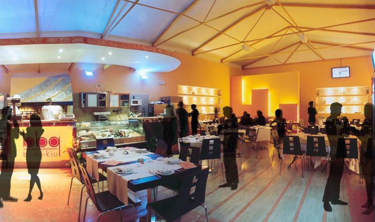 Arredamento ristoranti for Arredamenti americani